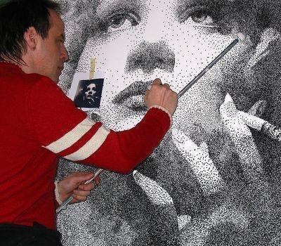 Marlene Dietrich par Keston50